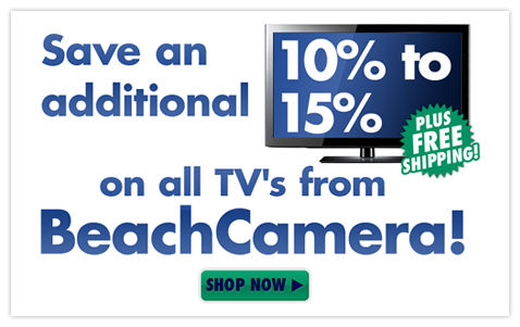 Beach Camera Coupon