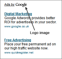 AdSense screen capture